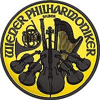 WIENER PHILHARMONIKER Orchestra Filarmonica Vienna 1 Oz Moneta Argento 1.50€ Euro Austria 2016 Monete (1 Oz Argento Bu Bu Coin)