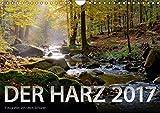 Der Harz 2017 (Wandkalender 2017 DIN A4 quer): Herrliche Landschaftsbilder vom mystischen Harz (Monatskalender, 14 Seiten ) (CALVENDO Natur)