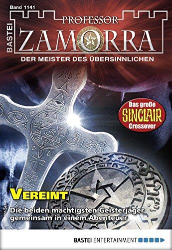 Professor Zamorra 1141 - Horror-Serie: Vereint