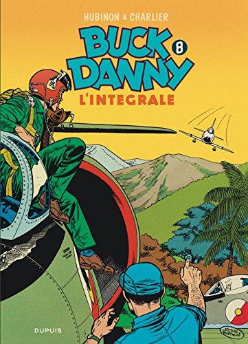 Buck Danny - L'intégrale - tome 8 - Buck Danny 8 (intégrale)  1960 - 1962 par Charlier Jean-Michel