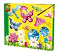 SES Butterfly Glitter Casting and Painting Set