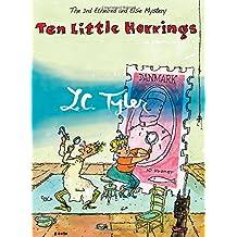 Ten Little Herrings (Ethelred and Elsie Mysteries)