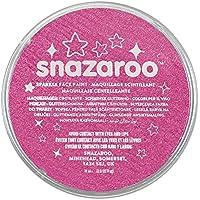 Snazaroo - Colori Pittura per il Viso, Rosa Scintillante, 18 ml