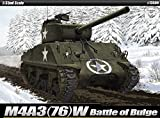Picture Of 1/35 M4A3(76)W Battle of Bulge Academy Hobby kits #13500