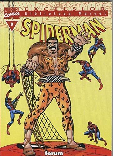 Biblioteca Marvel Excelsior: Spiderman numero 08
