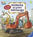 Entdecke die großen Fahrzeuge - Susanne Gernhäuser