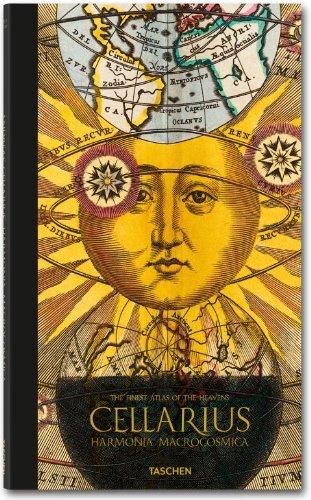 Andreas Cellarius. Harmonia macrocosmica. Ediz. italiana, spagnola e portoghese por Robert Van Gent