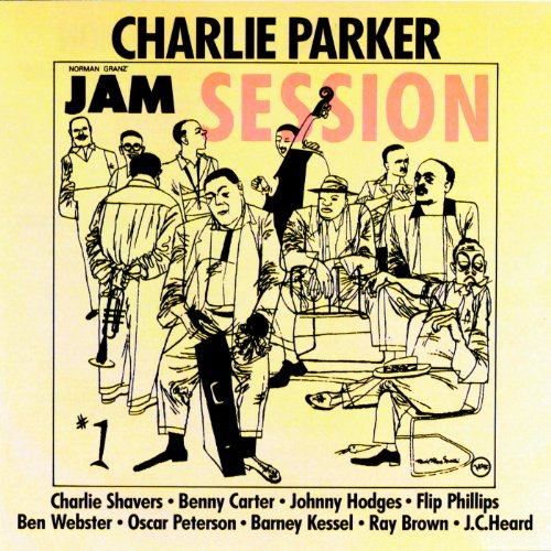Charlie Parker Jam Session