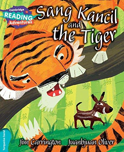 Sang Kancil and the tiger
