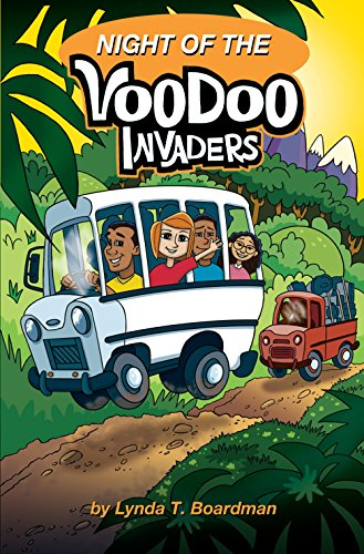 Night of the Voodoo Invaders (English Edition)