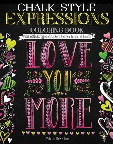 chalk-style-expressions-coloring-book-color-with-all-types-of-markers-gel-pens-colored-pencils