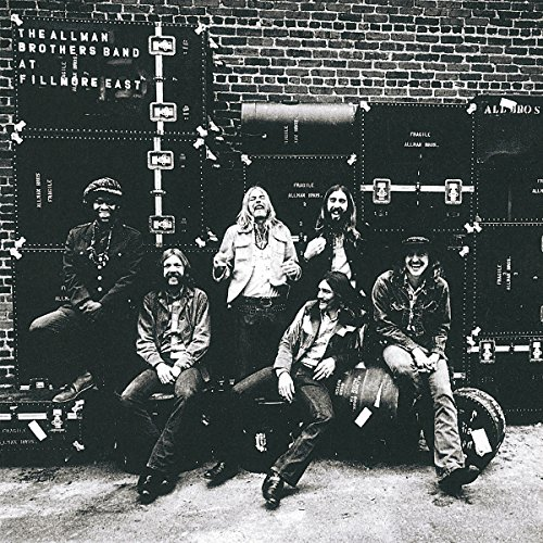 The Allman Brothers Band At Fillmore