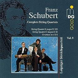Streichquartette Vol. 9