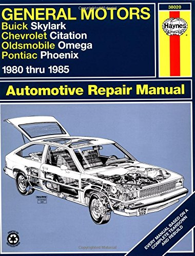 general-motors-buick-skylark-chevrolet-citation-oldsmobile-omega-pontiac-phoenix-1980-thru-1985