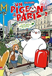 Un Pigeon a Paris Edition simple Tome 2