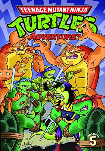 Teenage Mutant Ninja Turtles Adventures Volume 5 (TMNT Adventures, Band 5)