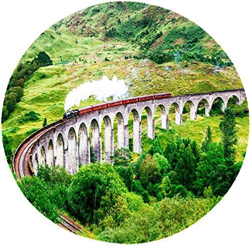 Rund Mauspad mit berühmten Brücken: Glenfinnan-Viadukt # rmm229