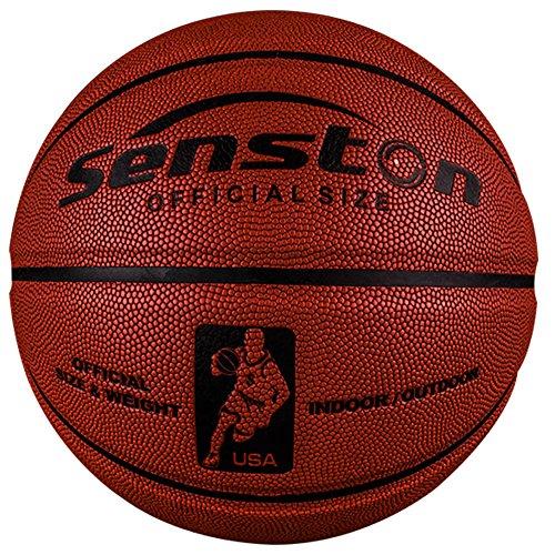 Senston Balon Baloncesto Outdoor Pelota Baloncesto