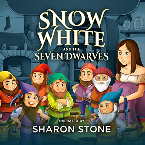 Snow White and the Seven Dwarfs: The Classics Read by Celebrities  Audiolibri