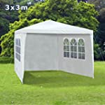 New 3Mx3M Waterproof Outdoor PE Garde...