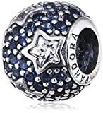 Pandora Women's 925 Sterling Silver Cubic Zirconia Charm
