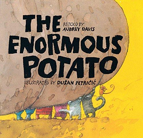 Enormous Potato por Aubrey Davis