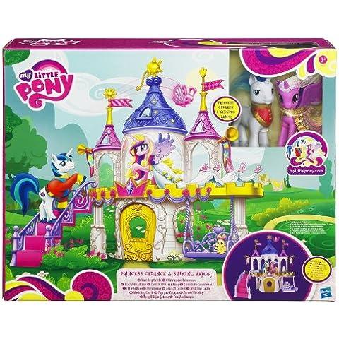 My Little Pony 98734148 - Castillo de bodas con figuras de ponis