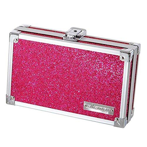 GBT Desktop-Aufbewahrungsbox Aufbewahrungsbox kosmetischen box Kreativität Red