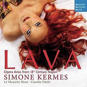 Lava - Opera Arias from 18th Century Napoli - Simone