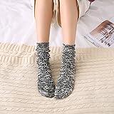 calcetín Ausgezeichnetes Produkt Cotton Socks_Mori Mädchen Serie Socken ethnischen Wind Retro weiblichen Baumwolle 10 Paar, schwarz