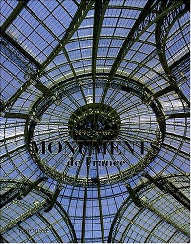 Monuments de France par Gérard Denizeau