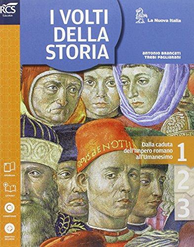 I volti della storia. Per la Scuola media. Con e-book. Con espansione online: 1
