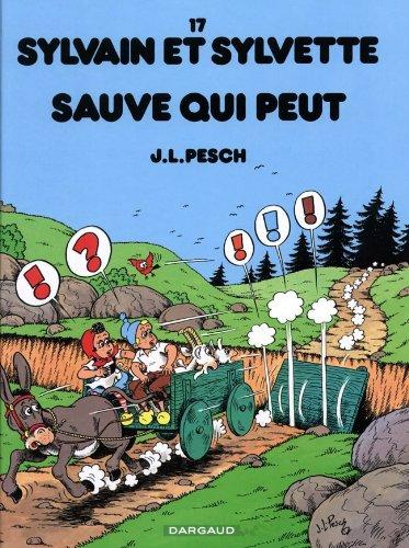 Sylvain et Sylvette - tome 17 - Sauve qui peut