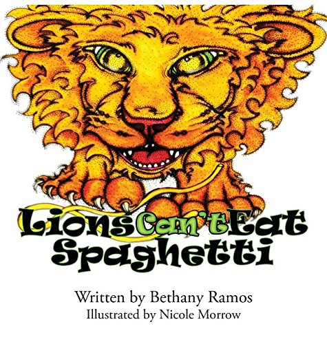 Book cover image for Lions Can't Eat Spaghetti