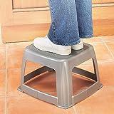 Silver Step Stool