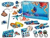 Adventskalender - Disney - Findet Nemo - Findet Dory - Adventskalender - Hiermit wird die Vorweihnachtszeit wunderbar spannend Hinter den 24 Türchen findest Du tolle Kosmetikprodukte