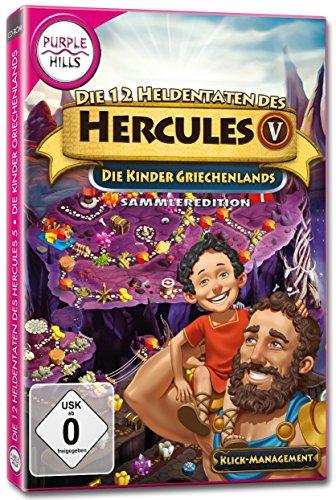 Die 12 Heldentaten des Herkules 5 (Hercules Kinder Buch)