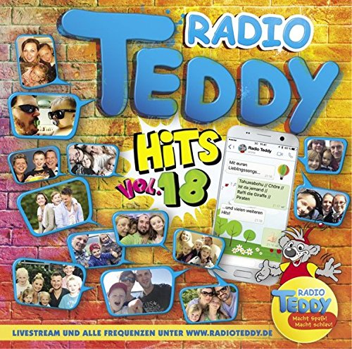 Radio Teddy Hits Vol.18