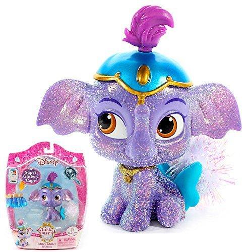 Disney Princess Palace Pets Whisker Haven Taj the Elephant with Super Glittery Cape (Disney Princess Palace Pet-spielzeug)