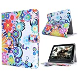 Gadget Giant Retro Designer Samsung Galaxy Tab Pro 10.1-inch Tablet Universal 10