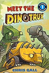 Meet The Dinotrux (Turtleback School & Library Binding Edition) (Passport to Reading Level 1) by Chris Gall (2015-01-06)