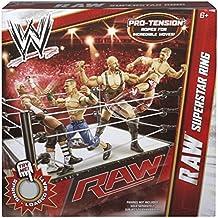 Mattel - Ring Wwe superestrellas, luchadores