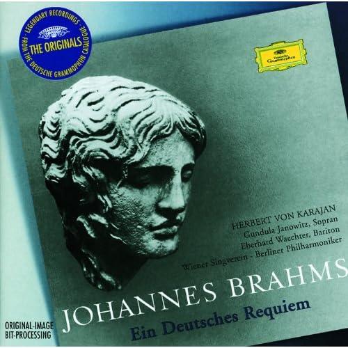 Brahms: Ein deutsches Requiem, Op.45 - 1. Selig sind, die da Leid tragen