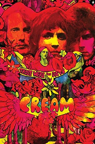 Those Were the Days Cream Music Box