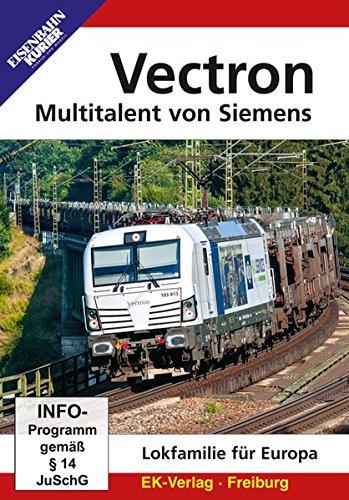 Vectron - Multitalent von Siemens