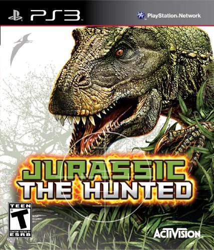Jurassic Hunter [DVD de Audio]