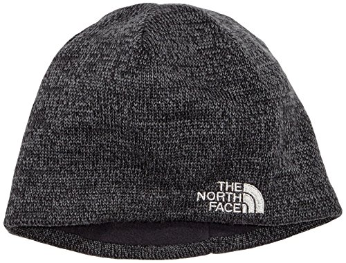 The North Face Berretto Jim Unisex – Adulto, TNF Black Heather, Taglia Unica