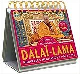 ALMANIAK PENSEES ET MEDITATIONS DU DALAI-LAMA de Collectif ( 7 octobre 2015 )
