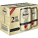 Warsteiner Premium Pilsener Fass, 2er Pack, (2 x 5 Liter)
