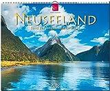 NEUSEELAND - Land der langen weißen Wolke: Original Stürtz-Kalender 2018 - Großformat-Kalender 60 x 48 cm